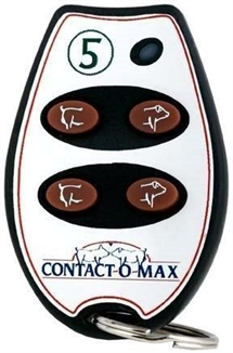 Picture of Contact-O-Max Remote Control Blue Light 4 Button Freq #5