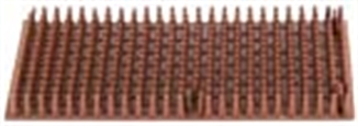 """Picture of Shennadoah® 5-5/8""""x 9-5/8"""", Brown Nest Pad with Fingers"""