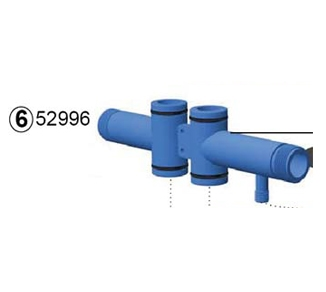 Picture of Chemilizer™ Tee Inlet Assy