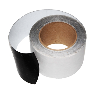 Picture of Curtain Repair Tape - Black/White
