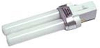 Picture of 13 Watt Fluorescent Twin Bulb