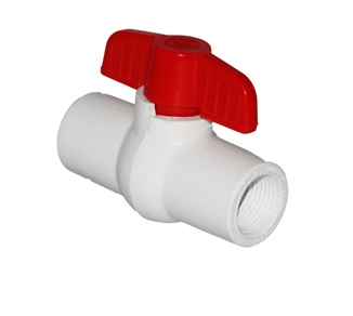 "Picture of Rusco™ 1/2"" Threaded ball valve"