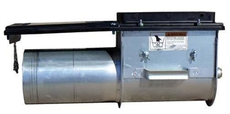 "Picture of AP®/Cumberland® 4"" Rigid Auger Unloader"