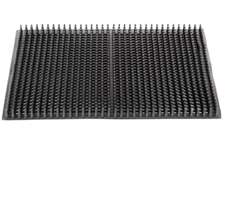 Picture of Cumberland® Nest Pad, Black with Fingers