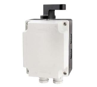 Picture of Manual Scraper Switch