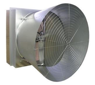 """Picture of Windstorm™ 52"""" Butterfly Fan - High Efficiency"""