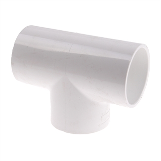 """Picture of 2"""" TEE PVC SCH 40"""