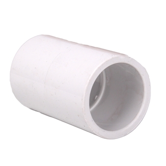 """Picture of 3/4"""" COUPLER PVC SCH 40"""
