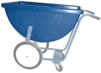 Picture of Replacement Blue Plastic Feed Tub