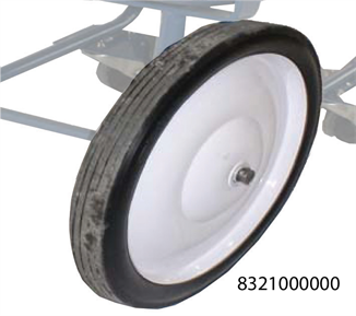 "Picture of 16"" x 1-1/4"" Wheel"