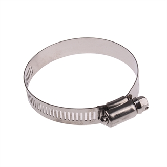 """Picture of Hose Clamp SAE20 13/16"""" - 1-3/4"""" SS"""