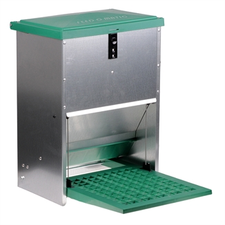 Picture of Feed-O-Matic Chicken Feeder