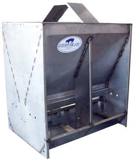 Picture of Wet/Dry Feeder - Stainless Steel
