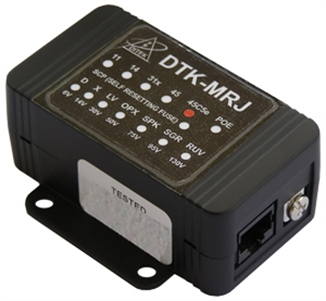 Picture of Ethernet RJ45 CAT5e Data Surge Protector