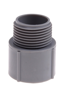 Picture of Male Threaded Terminal Adaptor PVC