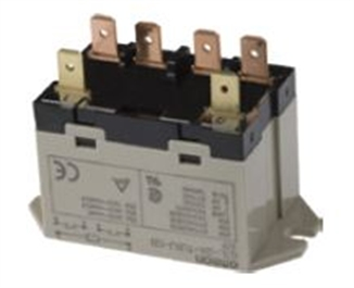 Picture of Coil Relay DPST 25 Amp NO 120/240V 6 Terminal