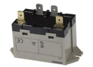 Picture of Power Relay 4 Pin SPST NO 25 Amp 120/240V