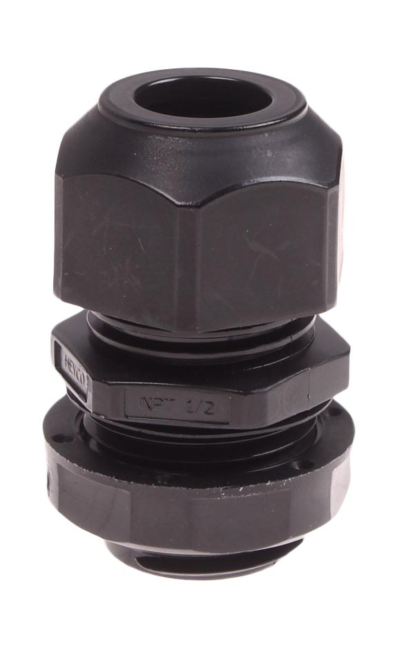 Liquid Tight Cord Connectors Nylon Hog Slat