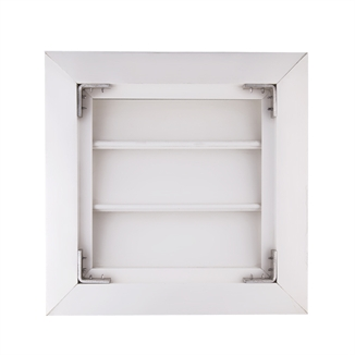"Picture of Shutter PVC 9-7/8"" x 9-7/8"""