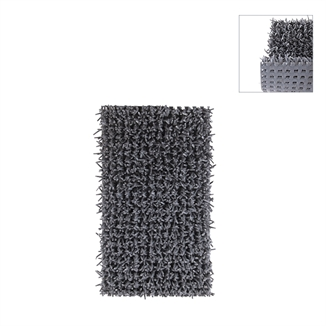 """Picture of Shennadoah® 5-5/8""""x 9-5/8"""", Gray Turf Pad"""