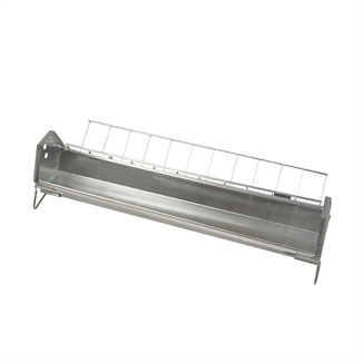 Galvanized Poultry Feeder Trough Hog Slat