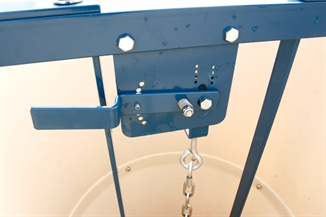 Picture of Hog Slat® Round Fiberglass Feeder