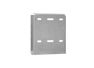 "Picture of Hog Slat® Spring Tension Plate 48"" Fan"