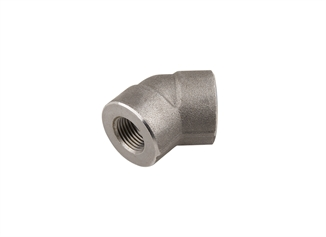 Picture of Steel Elbow Fitting 45° Schedule 80