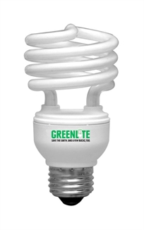 Picture of Greenlite™ 23W CFL Bulbs Enclosed Fixture Approved