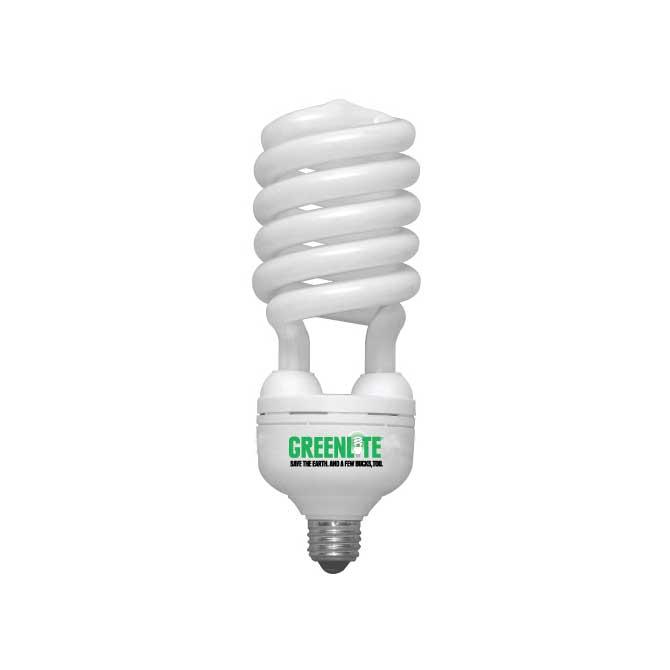 greenlite 55w 2700k cfl light bulb hog slat. Black Bedroom Furniture Sets. Home Design Ideas