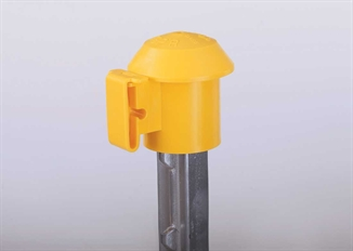 Picture of T-Post Top'R® Safety Top & Electric Fence Insulator