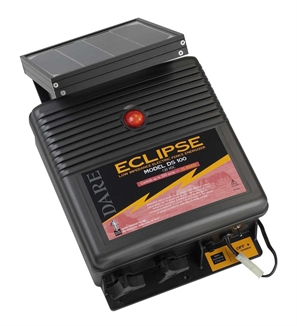Picture of DARE Eclipse Solar Fence Energizer 0.25 Joule