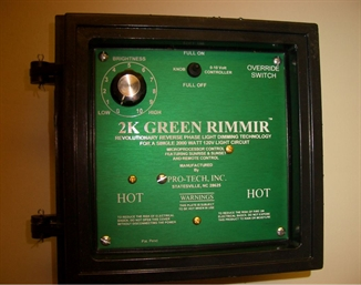 Picture of Pro-Tech 2k Green Dimmer