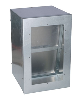 Picture of Duct for LB White® 325K BTU Heater