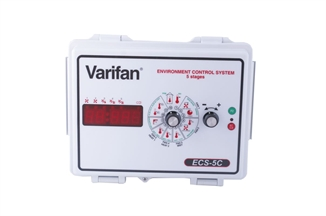 Picture of Varifan® ECS-5C 5 Stage Ventilation Control