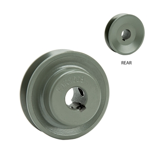 "Picture of 2-1/2"" x 5/8"" pulley"