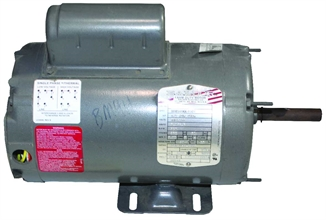 Picture of Baldor® 1/2 HP Fan Motor 825 RPM - 120V