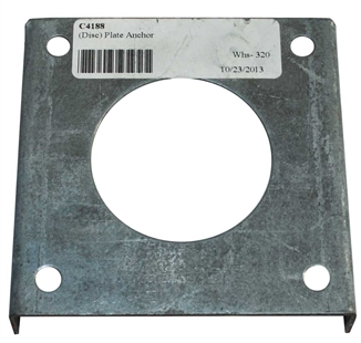 Picture of Chore-Time® Anchor Plate