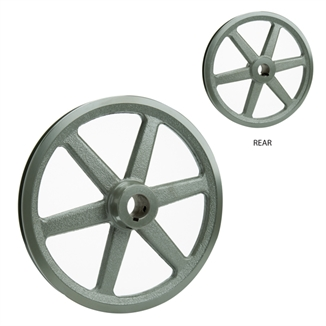 "Picture of 9"" Dia x 1"" Bore Fan Pulley AH94-1"