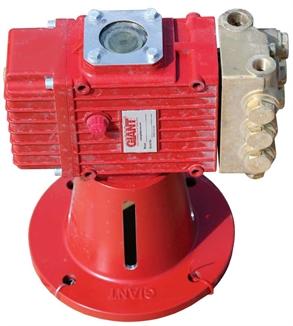 Picture of Aqua Blast P322 5-1/2 Gallon Pump