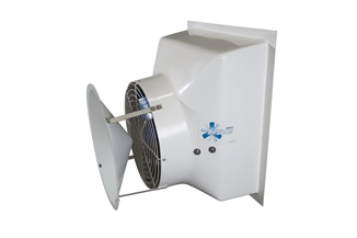 Picture of Wind Diverter Kit 14""