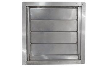 """Picture of Aluminum Shutter 22.5"""""""