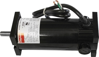 Picture of DC Gear Motor 1/16hp 1800 rpm
