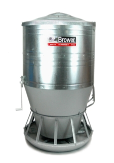 Picture of Brower® Outdoor Bulk Hog Feeders
