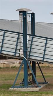 Picture of Hog Slat® Load Chute Ground Lift Unit