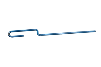 "Picture of 3/8"" Front Door Gate Rod 19-1/2"""