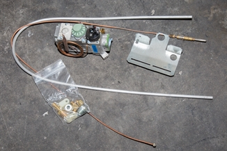 Picture of Retro Gas Valve with Sensor