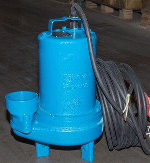 Picture of Sewage Pump Ejector Barnes 1HP