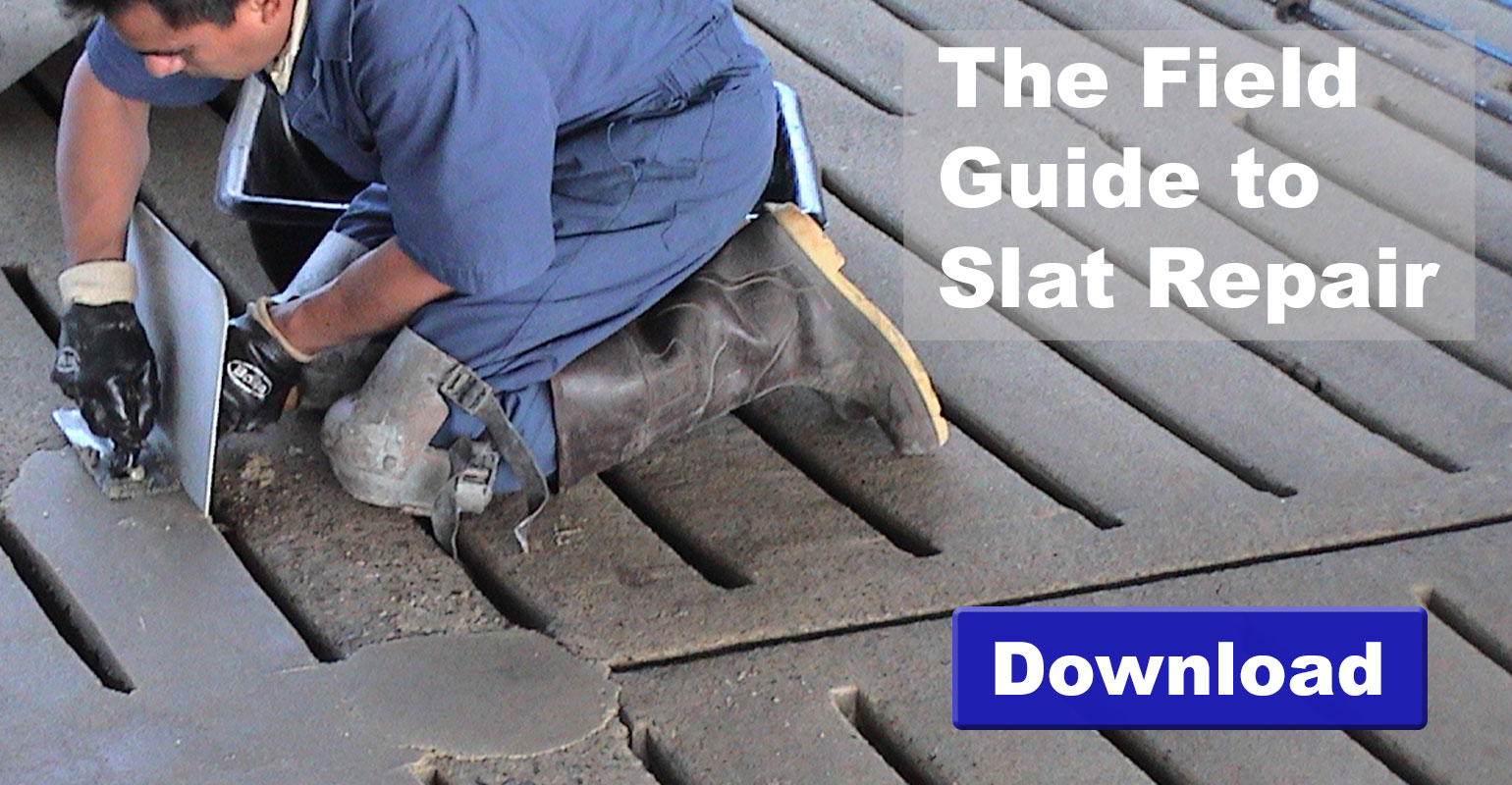 slat repair guide